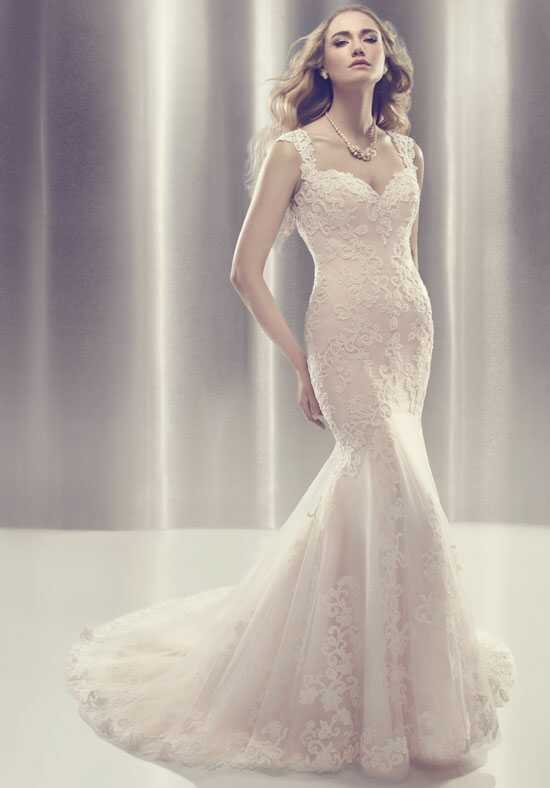 Amaré Couture by Crystal Richard B080 Mermaid Wedding Dress