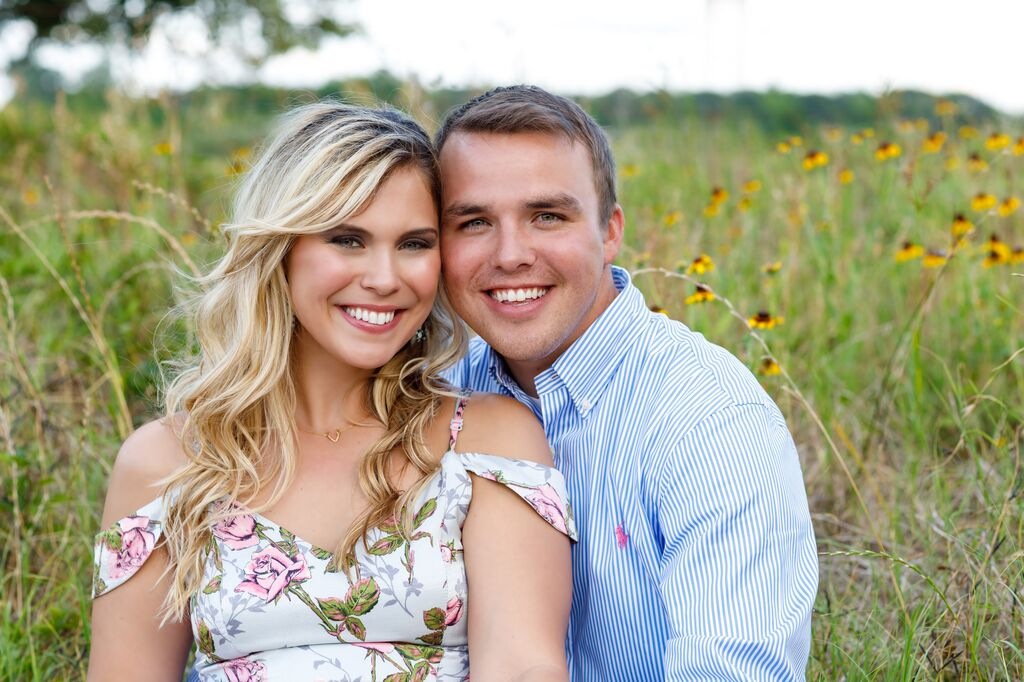 taylor smith and chad goertzs wedding website
