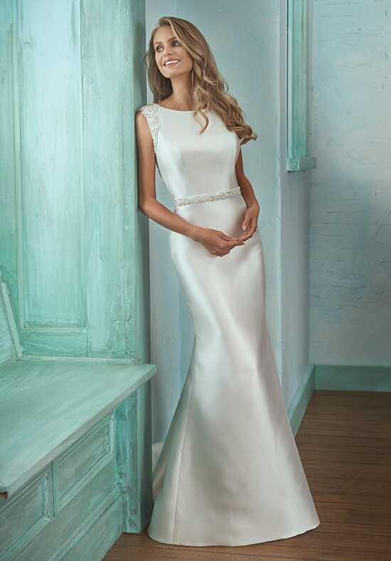 Jasmine Collection F201004 Mermaid Wedding Dress