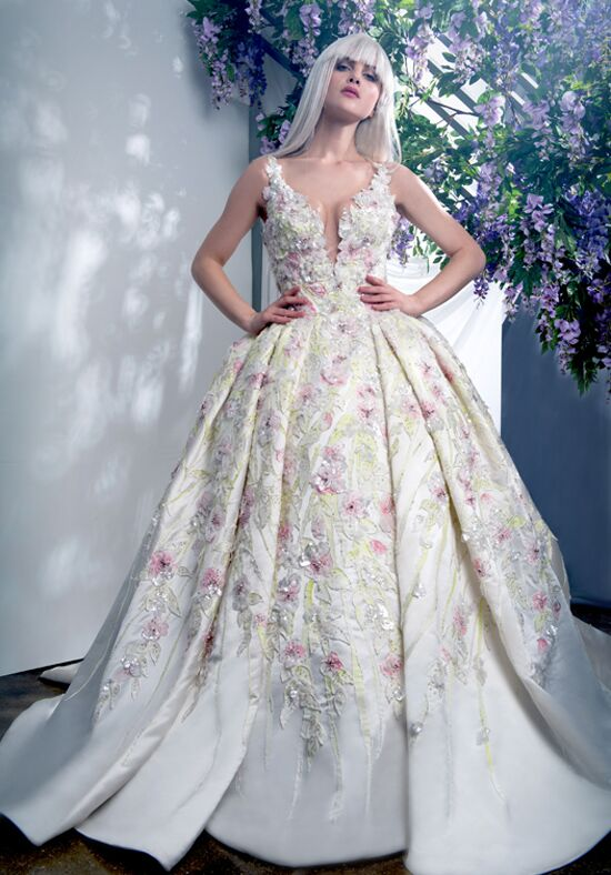 Ysa Makino KYM171 Ball Gown Wedding Dress