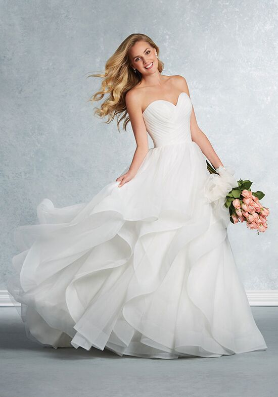 Alfred Angelo Signature Bridal Collection 2609 Ball Gown Wedding Dress