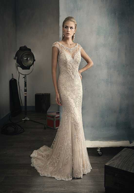 Jasmine Couture T192054 Mermaid Wedding Dress