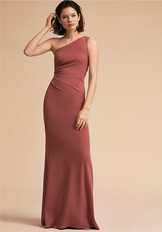 BHLDN (Bridesmaids) Gwyneth Dress One Shoulder Bridesmaid Dress