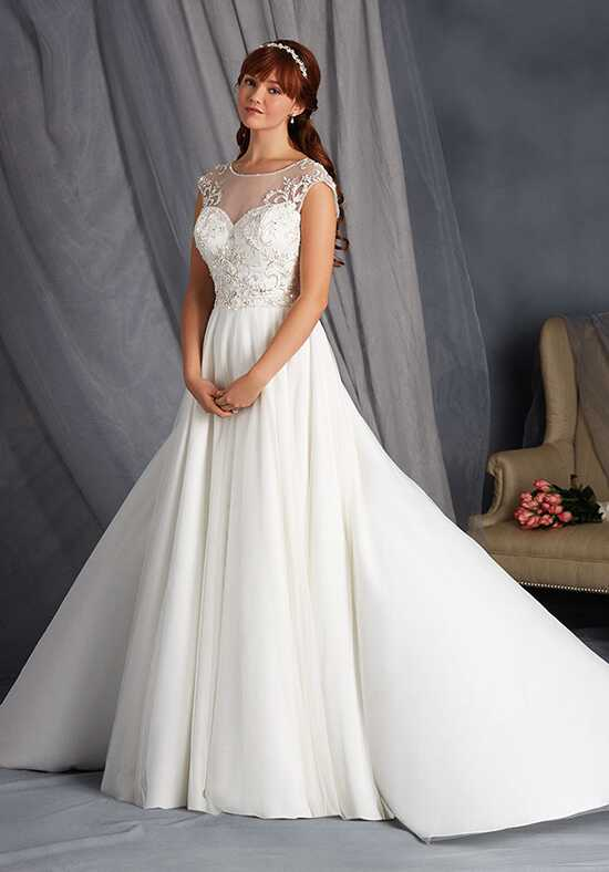 Alfred Angelo Signature Bridal Collection 2555 A-Line Wedding Dress