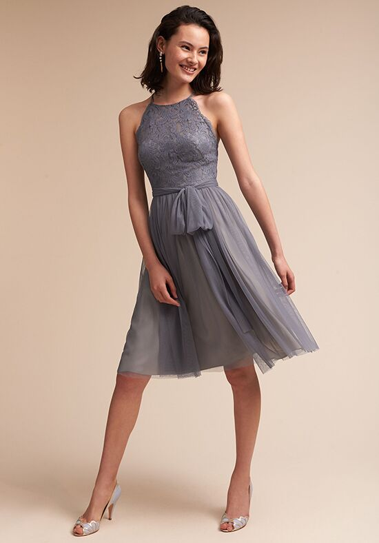 BHLDN (Bridesmaids) York Halter Bridesmaid Dress
