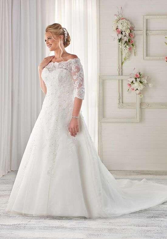 Unforgettable by Bonny Bridal 1614 A-Line Wedding Dress