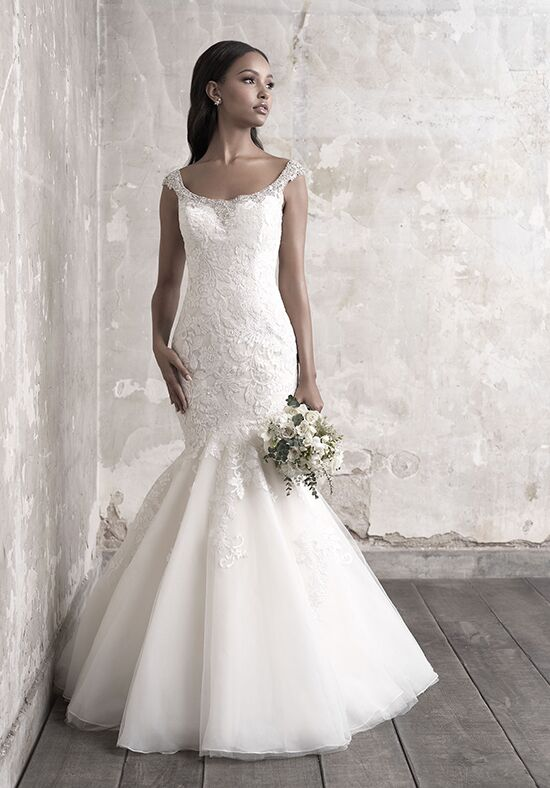 Madison James MJ464 Mermaid Wedding Dress