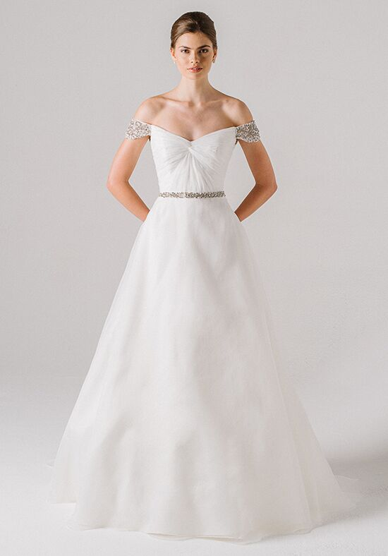 Blue Willow Bride by Anne Barge Zinnia A-Line Wedding Dress