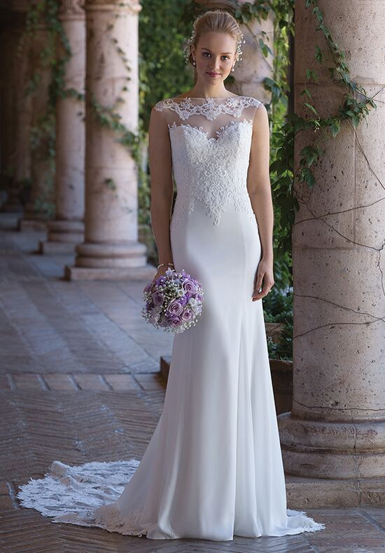 Sincerity Bridal 4005 Mermaid Wedding Dress