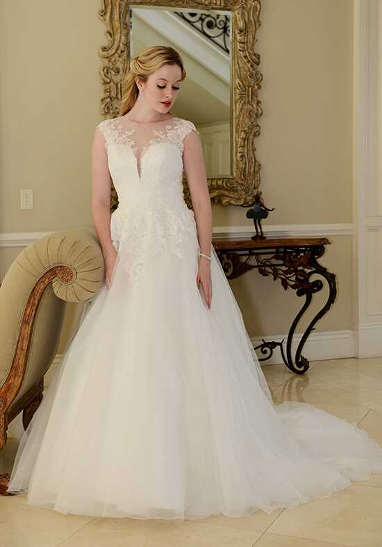 Angel & Tradition AT4704n Ball Gown Wedding Dress