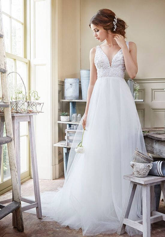 Tara Keely by Lazaro 2657 Ball Gown Wedding Dress