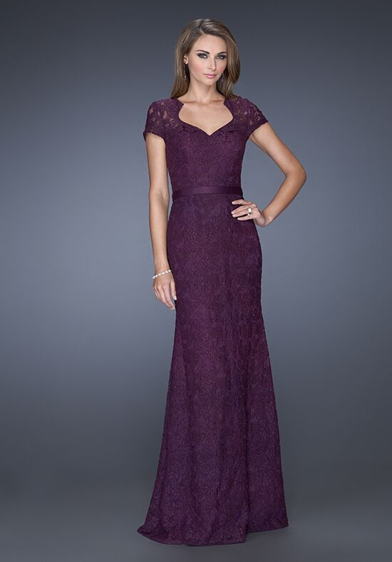 La Femme Evening 20464 Mother Of The Bride Dress