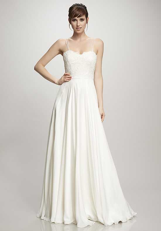 THEIA Grace A-Line Wedding Dress