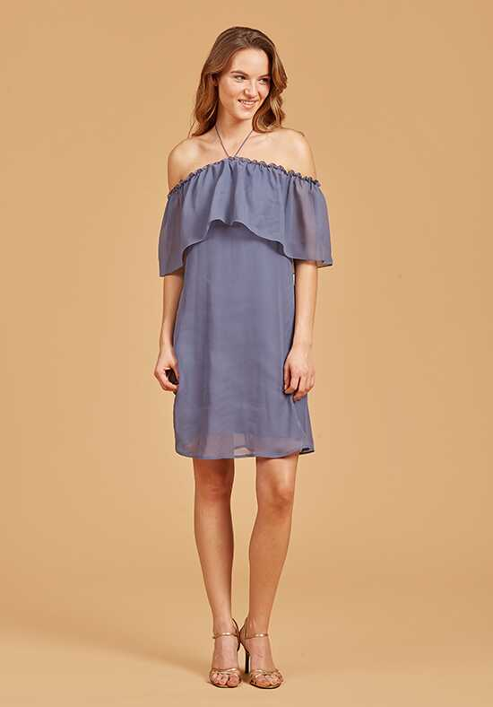 Nouvelle Amsale Bridesmaids Ella Off the Shoulder Bridesmaid Dress