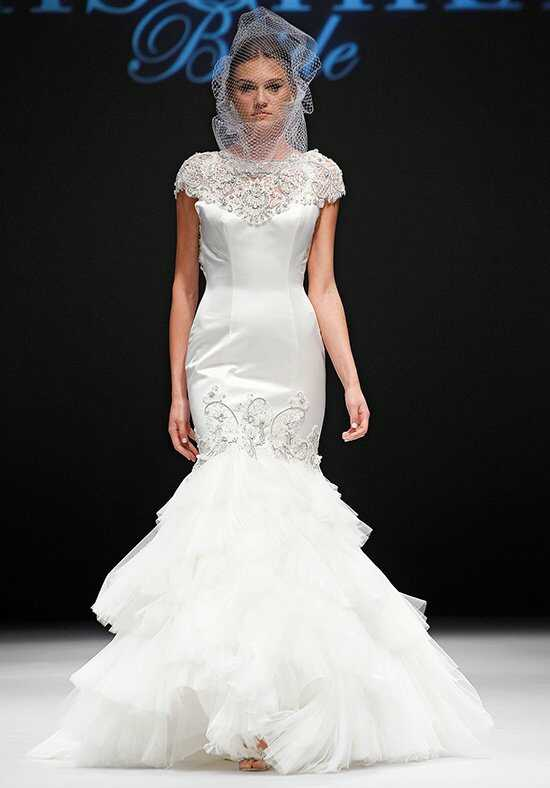 Badgley Mischka Bride Bergman Mermaid Wedding Dress