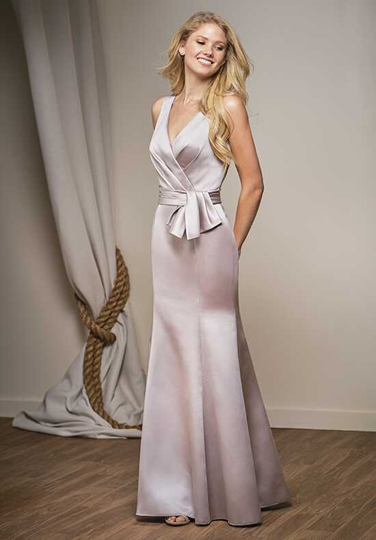 Belsoie L204012 V-Neck Bridesmaid Dress