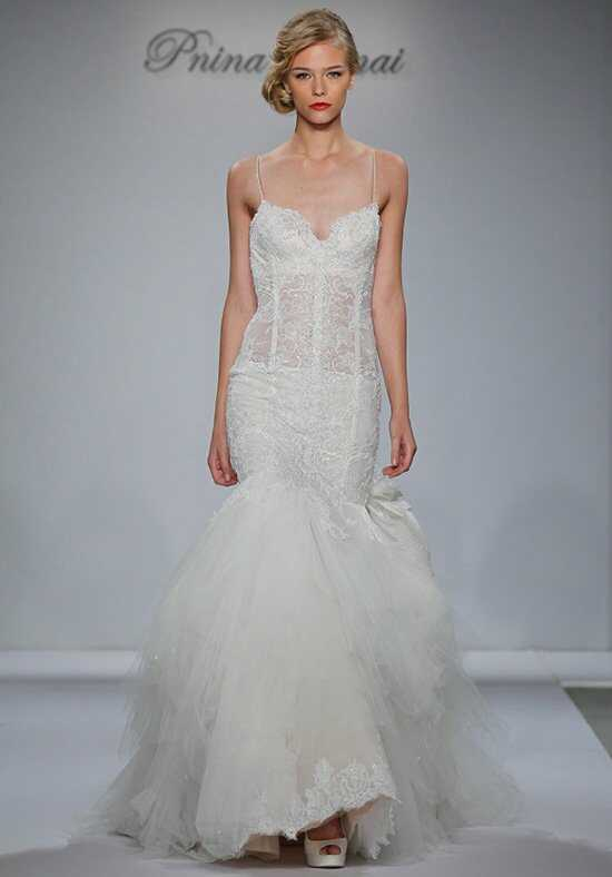 Pnina Tornai for Kleinfeld 4347 Mermaid Wedding Dress