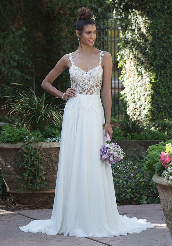 Sincerity Bridal 4014 A-Line Wedding Dress