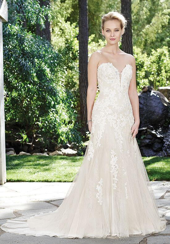 Casablanca Bridal 2247 Orchid A-Line Wedding Dress