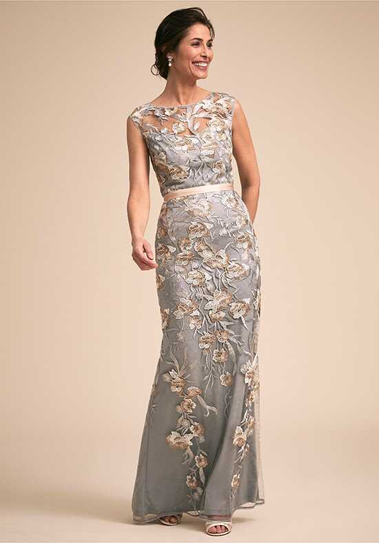 BHLDN (Mother of the Bride) Leonora Dress Blue Mother Of The Bride Dress
