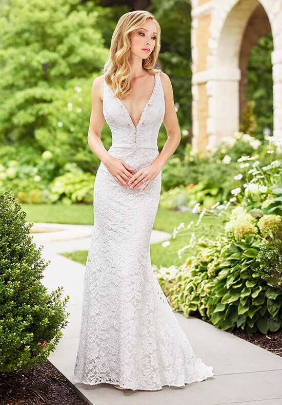 Enchanting by Mon Cheri 118148 Mermaid Wedding Dress