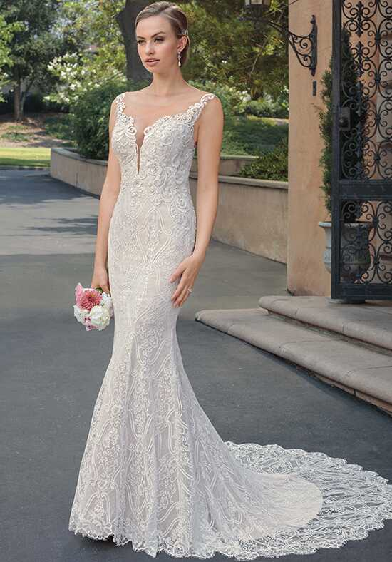 Casablanca Bridal 2329 Laiken Mermaid Wedding Dress
