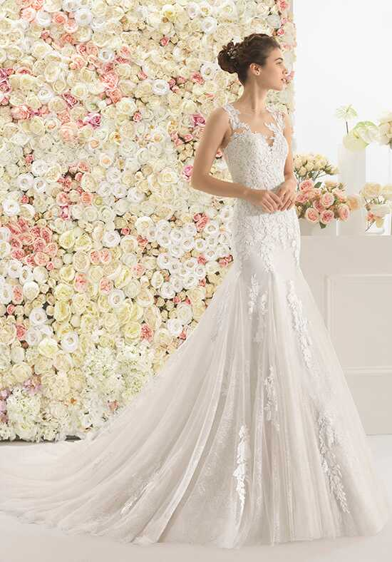 Aire Barcelona Calais Mermaid Wedding Dress