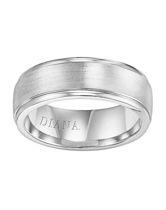 Diana 11-N14B4W75-G.00 Gold Wedding Ring