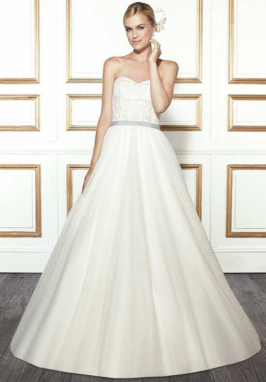 Moonlight Tango T681 Ball Gown Wedding Dress