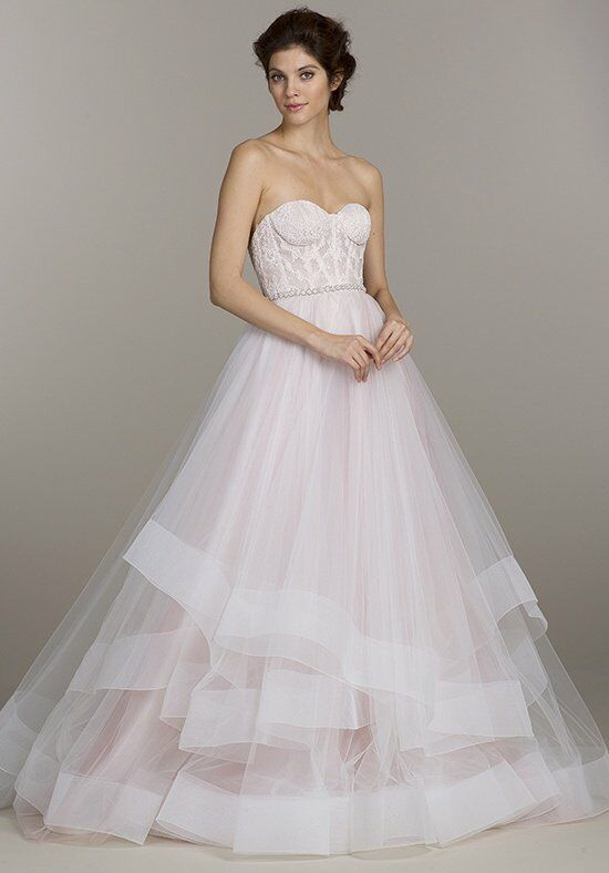 Tara Keely by Lazaro 2510 Ball Gown Wedding Dress