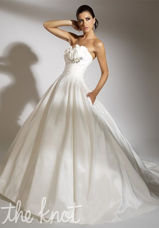 Jacquelin Exclusive 19857 A-Line Wedding Dress