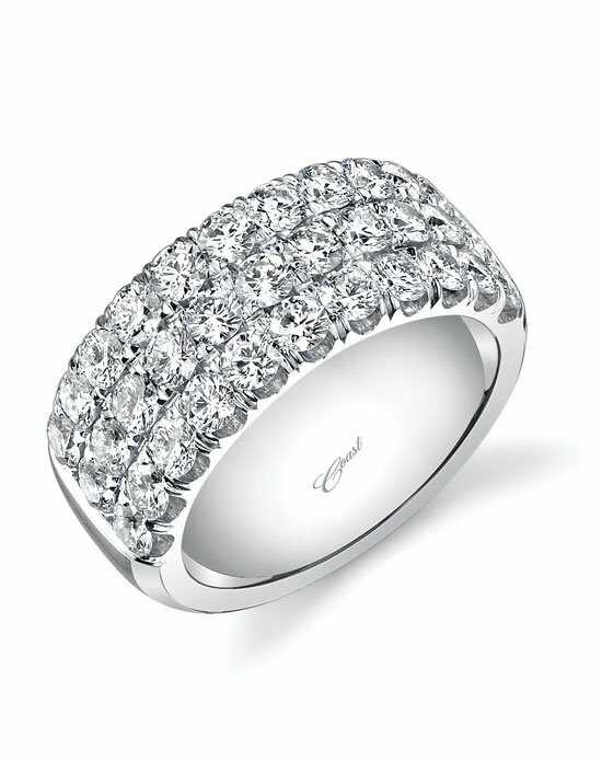 Coast Diamond Charisma Collection - WZ5003H White Gold Wedding Ring
