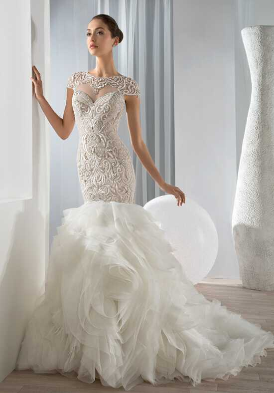Demetrios 634 Wedding Dress photo