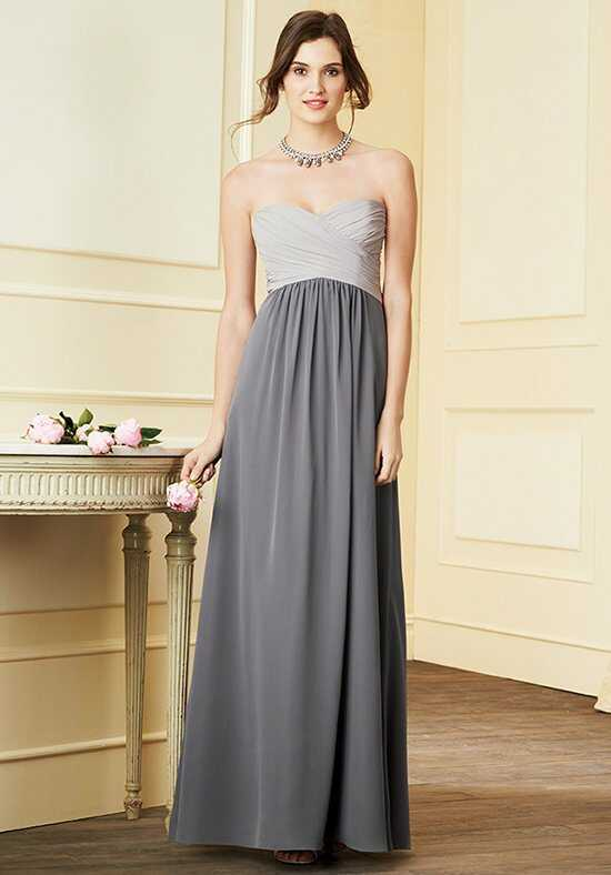 Alfred Angelo Signature Bridesmaids Collection 7289L Bridesmaid Dress photo