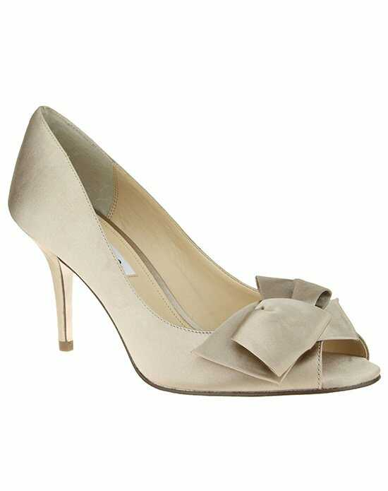 Nina Bridal Wedding Accessories FRASER_CHAMPAGNE Ivory Shoe