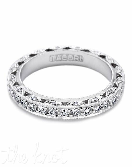 Tacori HT 2229 Platinum Wedding Ring