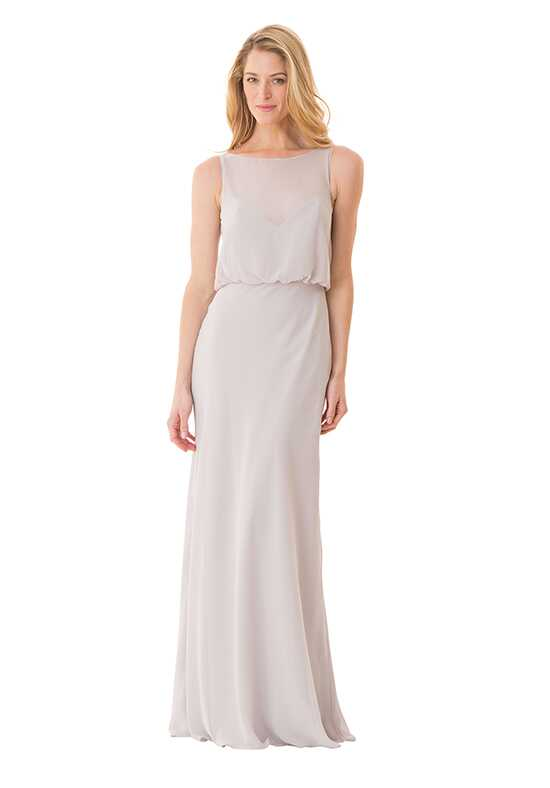 Bari Jay Bridesmaids 1661 Bateau Bridesmaid Dress