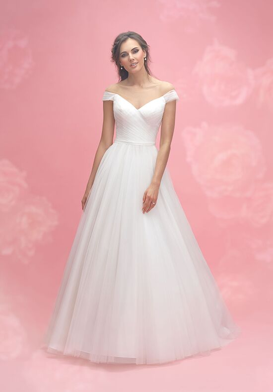 Allure Romance 3062 A-Line Wedding Dress