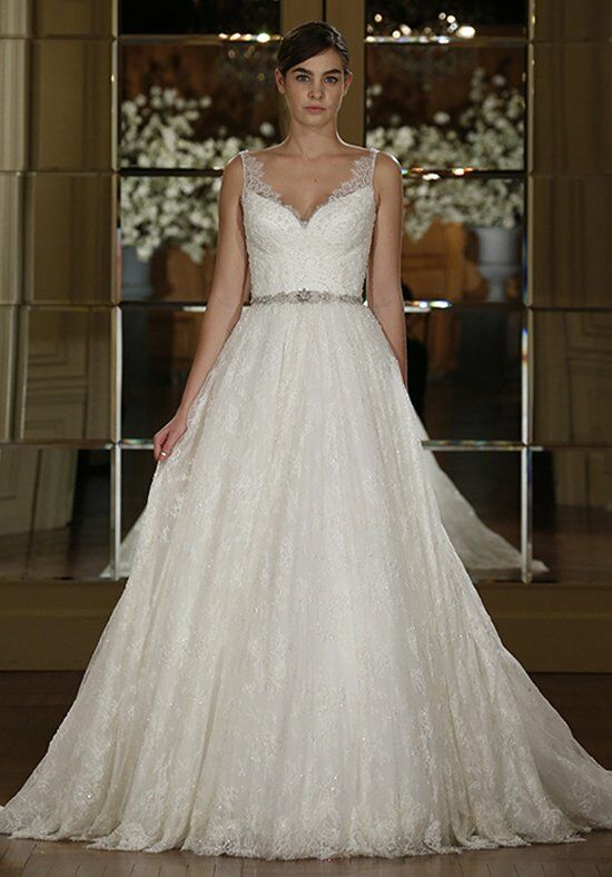Romona Keveza Collection RK5410 Ball Gown Wedding Dress