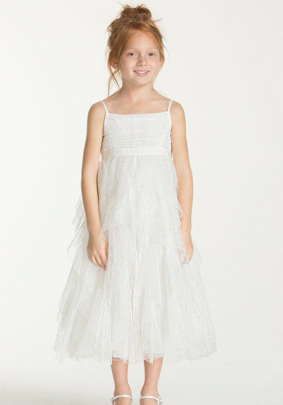Flower Girl Dresses Davids Bridal White : David s bridal flower girl fg dress the knot