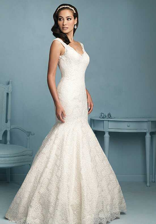 Allure Bridals 9201 Mermaid Wedding Dress