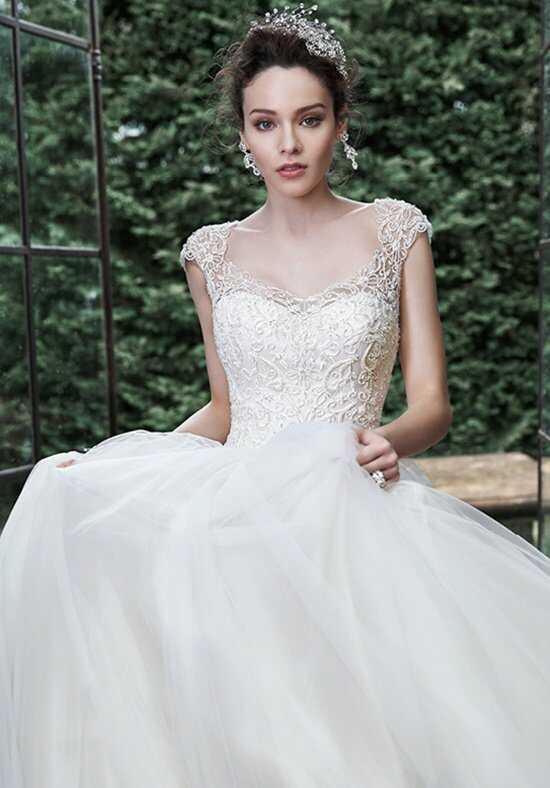 Maggie Sottero Maloree Ball Gown Wedding Dress