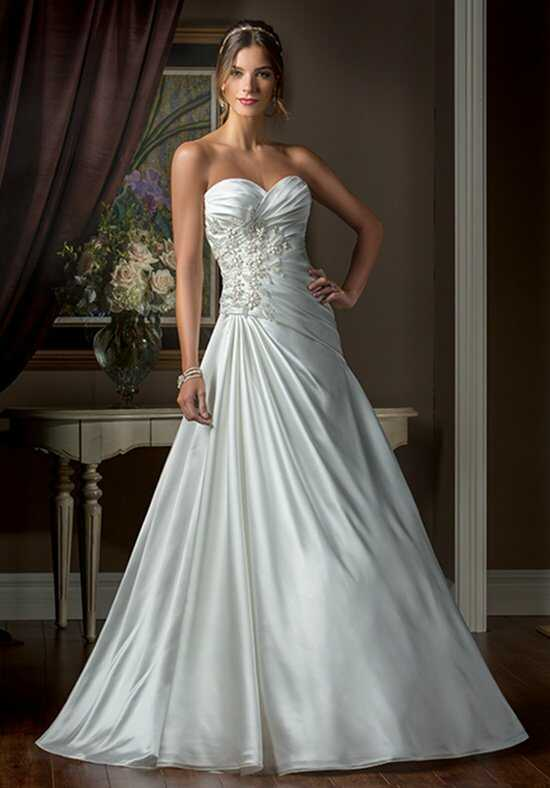 Jasmine Couture T172001 A-Line Wedding Dress