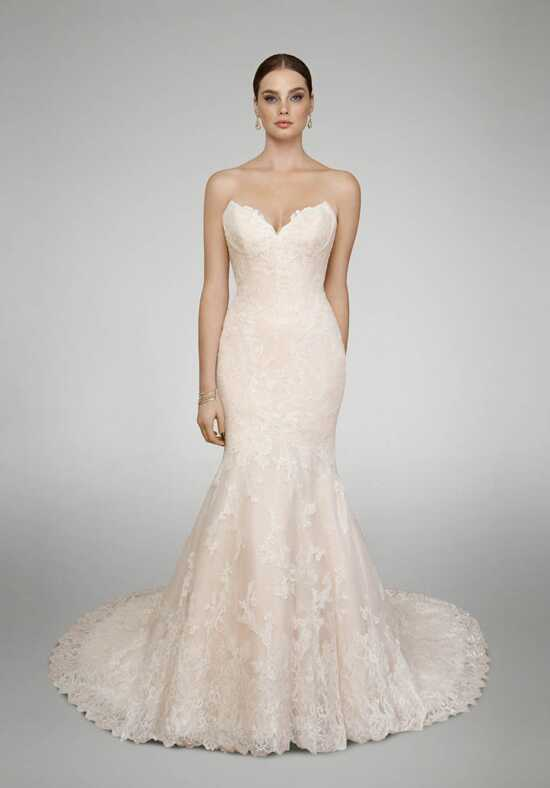 Matthew Christopher Tyler Mermaid Wedding Dress