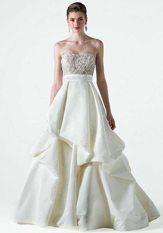 Anne Barge Enchanted Ball Gown Wedding Dress