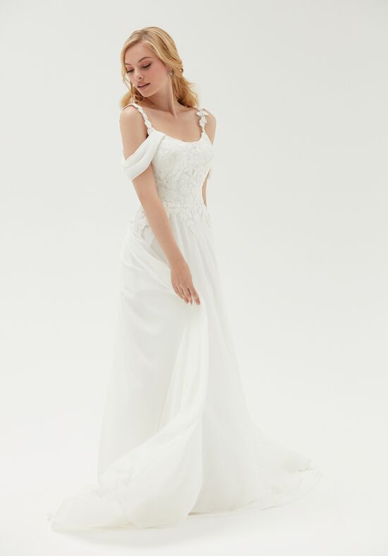 Madison James MJ408 A-Line Wedding Dress