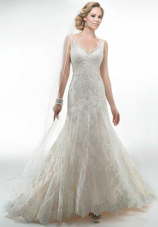 Maggie Sottero Jocelyn A-Line Wedding Dress
