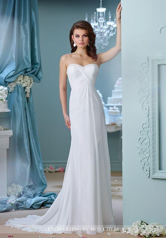 350 classic white dress