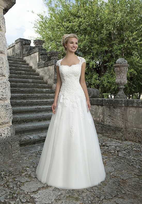 Sincerity Bridal 3906 Ball Gown Wedding Dress