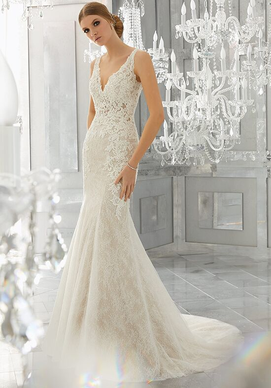 Morilee by Madeline Gardner Mysteria | Style 8180 Mermaid Wedding Dress